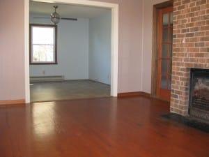 Duncan SC Owner Finance Home Living Room