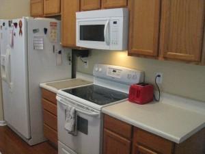 Kitchen Inman Owner Finance Home